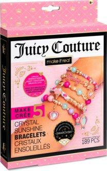 Набор для создания шарм-браслетов Make it Real Juicy Couture Солнечное сияние (MR4433)