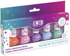 Набор лаков для ногтей Make It Real Романтическое настроение 5 шт х 8 мл (MR10009)