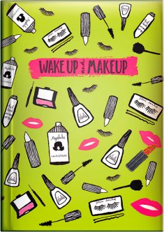 Недатированный ежедневник Brunnen Агенда Графо Make up BBH 320 страниц (73-796 68 04)