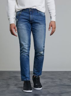 Джинси Piazza Italia 37839-649 48 Denim (2037839001043)