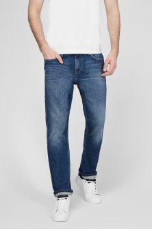 Чоловічі сині джинси RYAN REG STRAIGHT DDBC Tommy Hilfiger 29-30 DM0DM09876