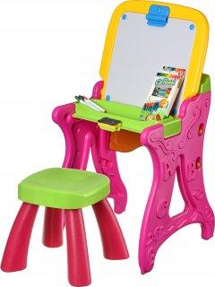 Столик-мольберт Same Toy 8815Ut Розовый (8816UT)