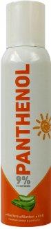 Крем-пена Pinna Пантенол 9% с алоэ вера и витамином Е 150 мл (8681734009075)