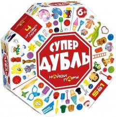 Игра детская настольная Dream Makers Супер Дубль Найди пару (2012C_UA) (4814718001077)