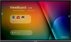 Интерактивный дисплей ViewSonic ViewBoard IFP7550-3 (VS17117)