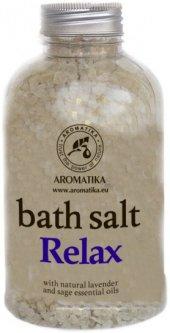 Соль морская для ванн Ароматика Relax Лаванда-Шалфей 600 г (4820177022522)