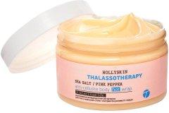 Обертывания для тела Hollyskin Thalassotherapy Разогревающее Антицеллюлитное с морской солью и экстрактом розового перца 250 мл (4823109700482)