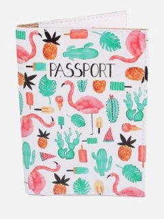 Обложка для паспорта Passporty KRIV192 Разноцветная (2900000043725)