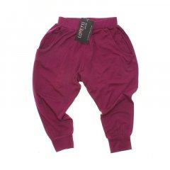 Штани для дівчинки LOVETTI 4435-2 128 см фіолетовий (183029)