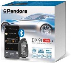 Автосигнализация Pandora DX 91 LoRa v.3