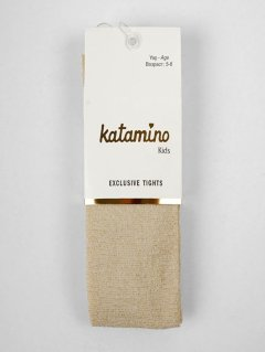 Колготки Katamino K62010 132-144 см Gold (8680652444487)