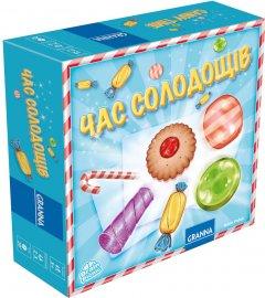 Настольная игра Granna Время сладостей (83064) (5900221083064)