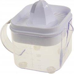 Ручная соковыжималка Supretto Белая с контейнером для цитрусовых (5972-0001)