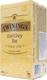 Чай черный Twinings Earl Grey 2 г х 25 шт (70177010768)