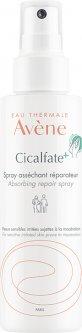 Спрей Avene Cicalfate+ Подсушивающий Восстанавливающий 100 мл (3282770205633)