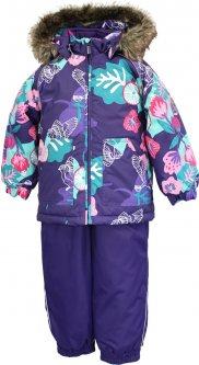 Зимний комплект (куртка + полукомбинезон) Huppa Avery 41780030-94073 80 см (4741468837543)