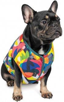 """Жилет Pet Fashion """"SPRING"""" для собак размер XS-2, принт, Многоцветный (4823082420537)"""