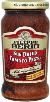 Соус Filippo Berio Песто из вяленых томатов 190 г (8002210130975)