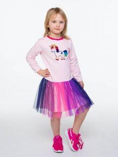 Платье Vidoli G-21874W 122 см Розовое (4820161007399)