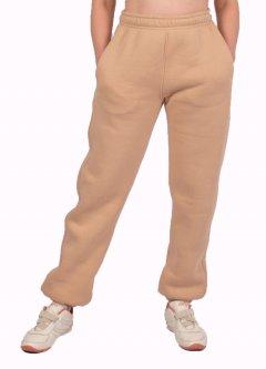 Штани жіночі з футера Дукат H-31-1. Розмір M. Колір: Бежевий