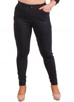 Стрейчеві джинси жіночі Ластівка A4003-4A-A. 4XL. Розмір 52-54