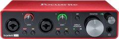 Аудиоинтерфейс Focusrite Scarlett 2i2 3rd Gen (228804)