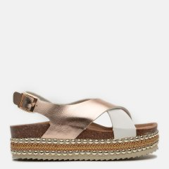 Босоножки XTI Pu Combined Ladies Sandals 49091-2463 36 Светло-розовые (8434739421539)
