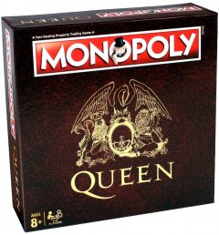 Настольная игра Winning Moves Монополия Queen (26543) (5036905026543)