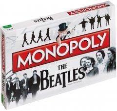 Настольная игра Winning Moves Монополия The Beatles (20046) (5036905020046)