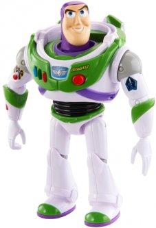 """Интерактивная фигурка Toy Story космического рейнджера Базза Лайтера из мультфильма """"История игрушек 4"""" (английская озвучка) (GDP84)"""