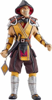 Мягкая игрушка WP Merchandise Mortal Kombat 11 Scorpion (MK010001)