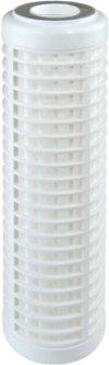 """Картридж с полиэстерной сеткой (промывочный) ATLAS FILTRI RL Mignon 5"""" SX 50 mcr 45° C"""