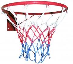 Баскетбольное кольцо Newt 450 мм сетка в комплекте (NE-BAS-R-045G)