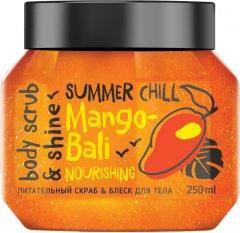 Скраб для тела Monolove Bio Блеск Питание Mango-Bali Манго + Кокос 250 мл (4620020873215)