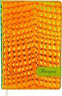 Ежедневник недатированный Bourgeois А5 160 листов Зеленый (6923749726236)