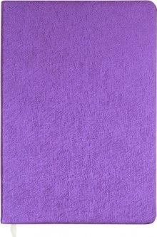 Ежедневник недатированный Bourgeois А5 160 листов Фиолетовый (6923749720388)