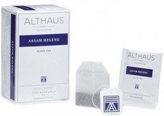 Чай черный пакетированный Althaus Deli Packs Assam Meleng 1.75 г х 20 шт (4260312440932)