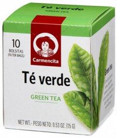 Чай зеленый Carmencita 60 г (8413700121142)