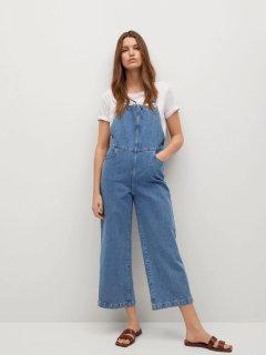 Полукомбинезон джинсовый Mango 87086325-TM L (8445306724724)