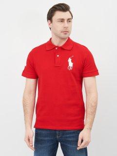 Поло Polo Ralph Lauren 10680.1 S (44) Красное