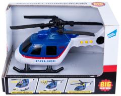 Игрушка Big Motors Вертолет полицейский (2018-1E) (4812501164374)