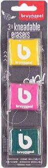 Комплект ластиков Bruynzeel 3 шт (8712079411688)