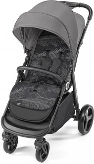 Прогулочная коляска Baby Design Coco 2019 07 Gray (201448)