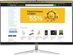 Моноблок Acer Aspire C24-1650 (DQ.BFSME.00E)