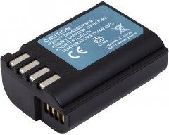 Аккумулятор PowerPlant Panasonic DMW-BLK22 2250 mAh (CB970469)