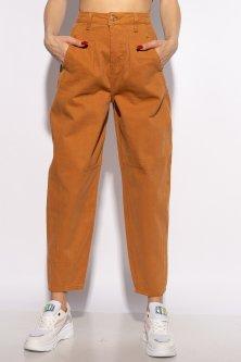 Джинси жіночі Mom fit Time of Style 216P2088 32 Світло-коричневий