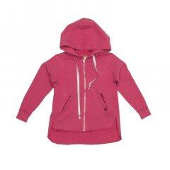 Кардиган с капюшоном PLEASE kids 104 см Розовый LK08042G/0316