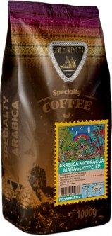 Кофе в зернах Galeador Арабика Никарагуа Марагоджип 1 кг (4820194530673)