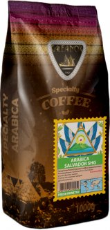 Кофе в зернах Galeador Арабика Сальвадор 1 кг (4820194530581)