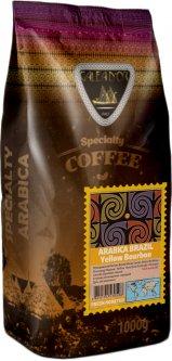 Кофе в зернах Galeador Арабика Бразилия Желтый Бурбон 1 кг (4820194530598)